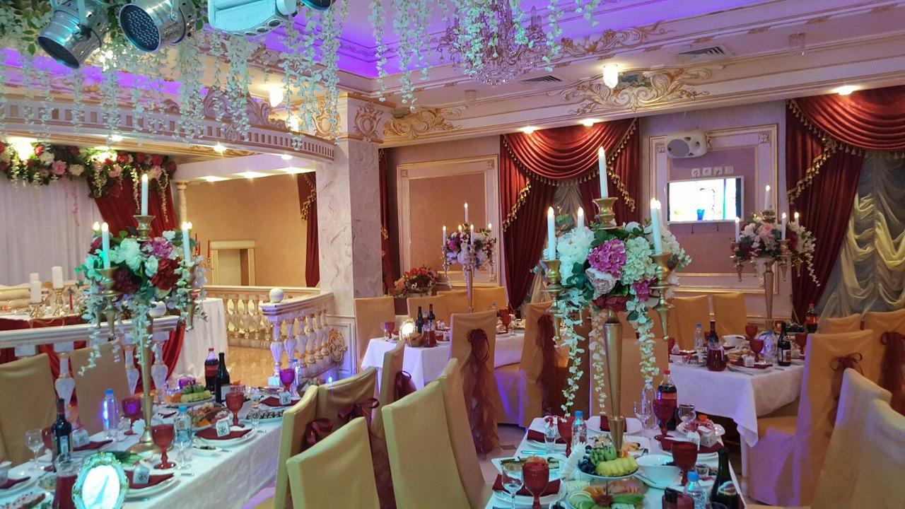 Кафе ресторан в москве для свадьбы